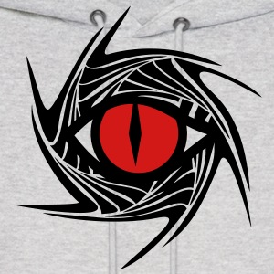 Dragon Eye, dragoneye, 2c Hoodies - Men's Hoodie