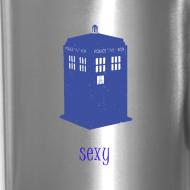 Design ~ Sexy TARDIS - Doctor Who | Robot Plunger