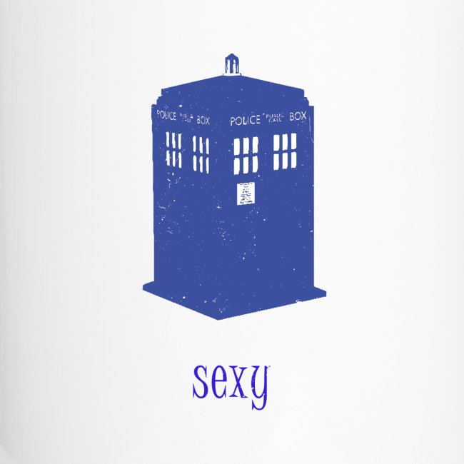 Sexy TARDIS - Doctor Who | Robot Plunger