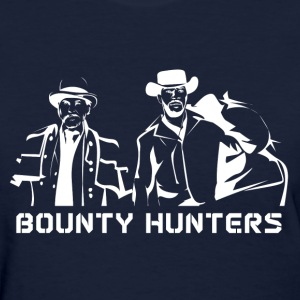 Django Unchained - Bounty Hunters Shirt - Women's T-Shirt