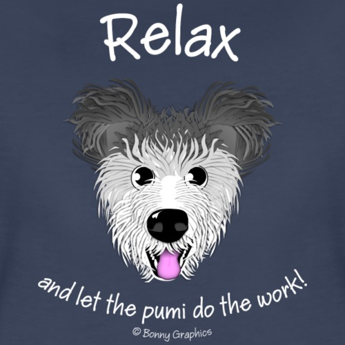 Relax let pumi do work