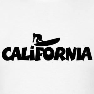 California Surf T-Shirt - Men's T-Shirt