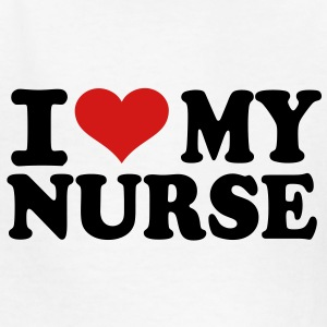 I love my Nurse Kids' Shirts - Kids' T-Shirt
