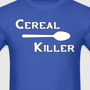 Cereal Killer - Men's T-Shirt