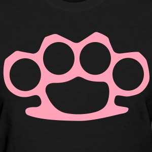 Pink Knuckles - Women's T-Shirt