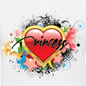 princess - Women's V-Neck T-Shirt
