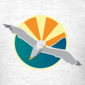 Seagull - Men's T-Shirt