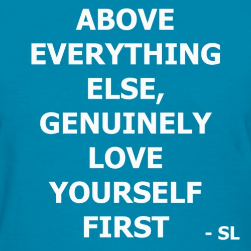 Self-Love First T-shirt