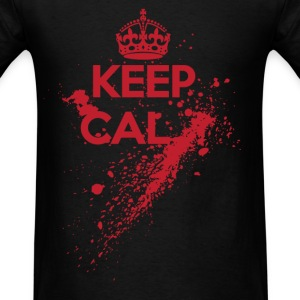 Keep Bloody Calm! T-Shirts - Men's T-Shirt