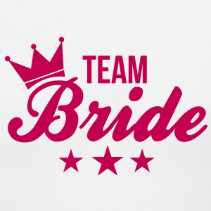 Bachelorette - Team Bride Women's T-Shirts - Women's V-Neck T-Shirt