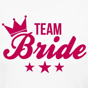 Bachelorette - Team Bride Long Sleeve Shirts - Women's Long Sleeve Jersey T-Shirt