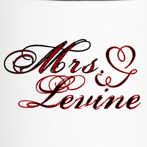 Mrs. Adam Levine Travel mug - Travel Mug