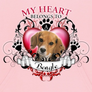 My Heart Belongs to a Beagle Sweatshirts - Kids' Hoodie