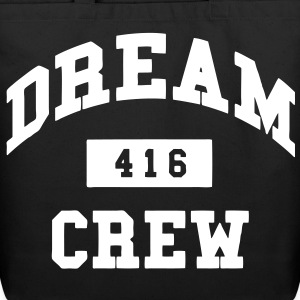 Dream Crew 416 Bags  - Eco-Friendly Cotton Tote