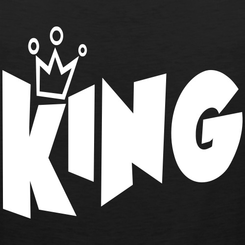 King Typography Crown