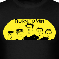 Design ~ Natus Vincere Born to Win