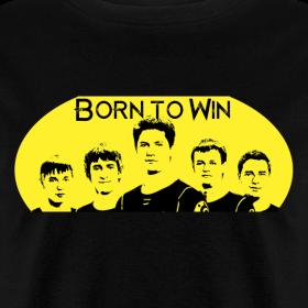 Design ~ Natus Vincere Born to Win