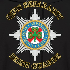 Irish Guards - Men's Hoodie