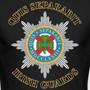 Irish Guards - Men's Long Sleeve T-Shirt by Next Level