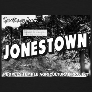 Jonestown Postcard T-Shirts - Women's T-Shirt