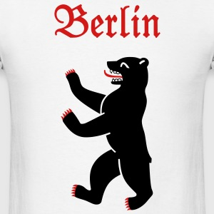 Berlin Bear T-Shirts - Men's T-Shirt