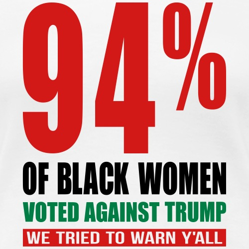 Black Women Voted