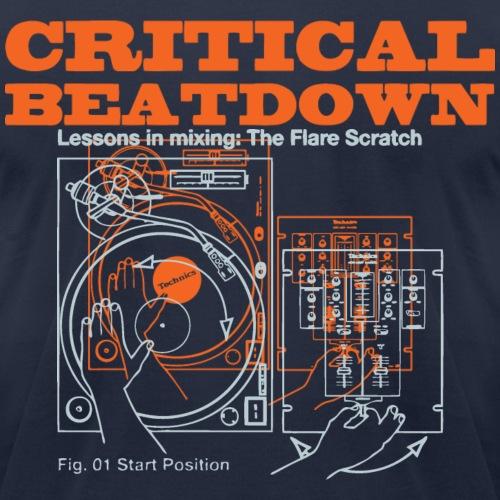 critical beatdown