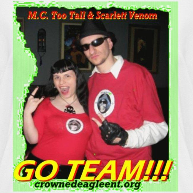 Go Team (female)