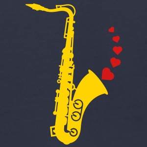 Sax and Love Sweatshirts - Kids' Hoodie