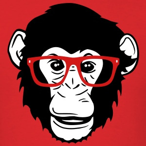monkey ape chimpanzee T-Shirts - Men's T-Shirt