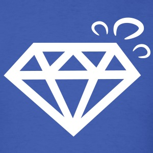 diamond T-Shirts - Men's T-Shirt