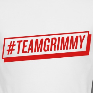 #TEAMGRIMMY Long Sleeve Shirts - Men's Long Sleeve T-Shirt by Next Level