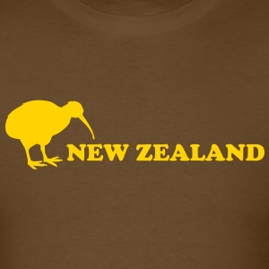 new zealand kiwi T-Shirts - Men's T-Shirt