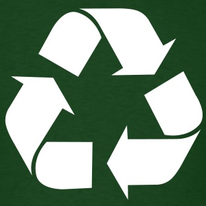 recycling T-Shirts - Men's T-Shirt