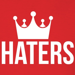 King of Haters  T-Shirts - Men's T-Shirt