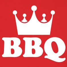 bbq barbecue king T-Shirts