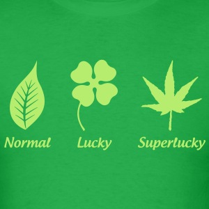 Superlucky T-Shirts - Men's T-Shirt
