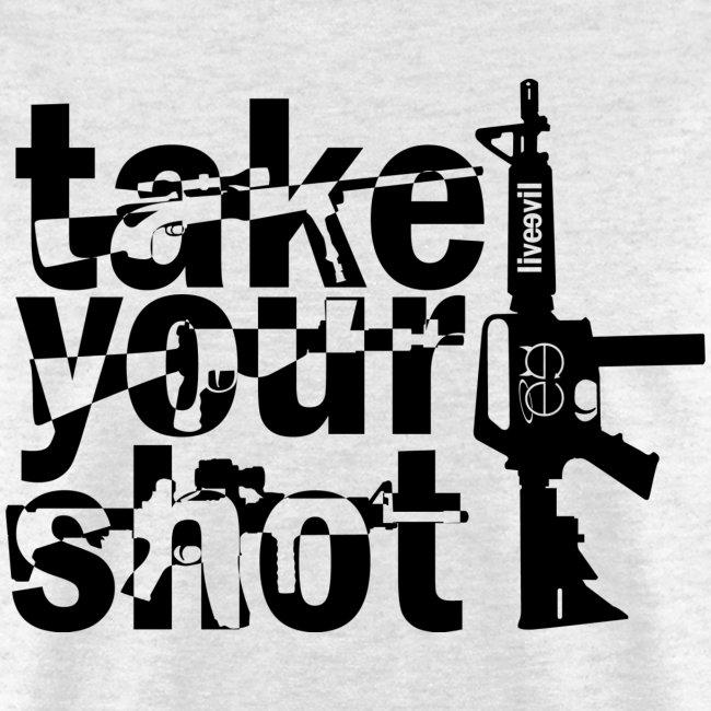 Take Your Shot (Heather Grey)