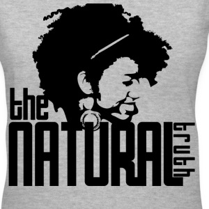 the NATURAL truth - Women's V-Neck T-Shirt