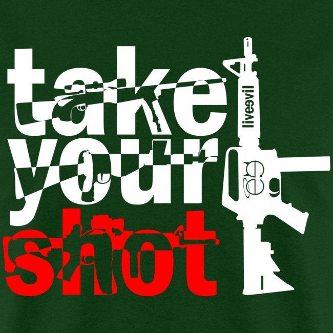 Take Your Shot (Green)