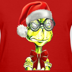 geek grinch - Women's T-Shirt