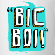 Design ~ Bic Boi Coffee Mug