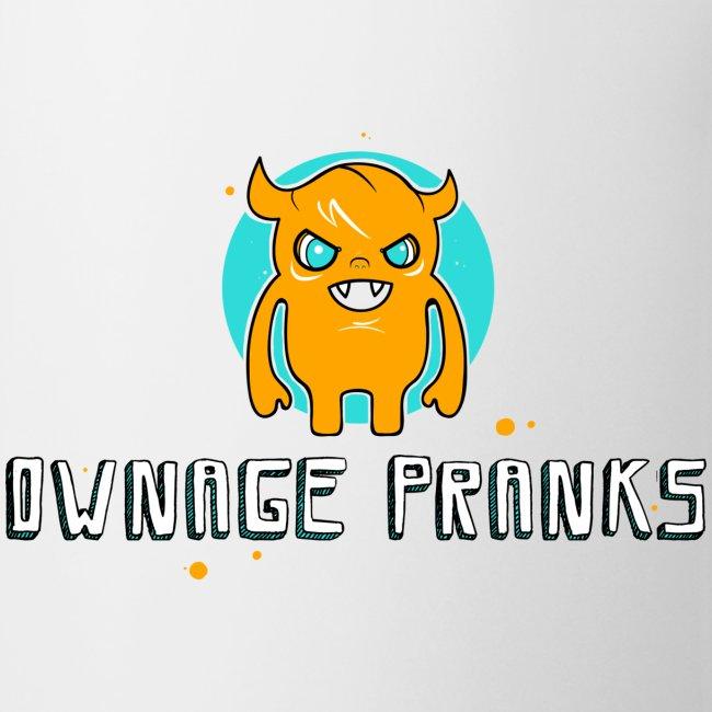 Ownage Pranks Logo Coffee Mug