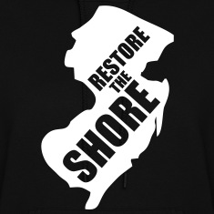Restore the shore Hoodies