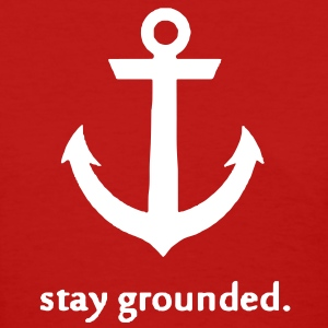 Stay Grounded Tee - Women's T-Shirt