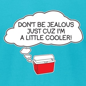 Im Cooler T-Shirts - Men's T-Shirt by American Apparel