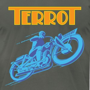 terrot T-Shirts - Men's T-Shirt by American Apparel