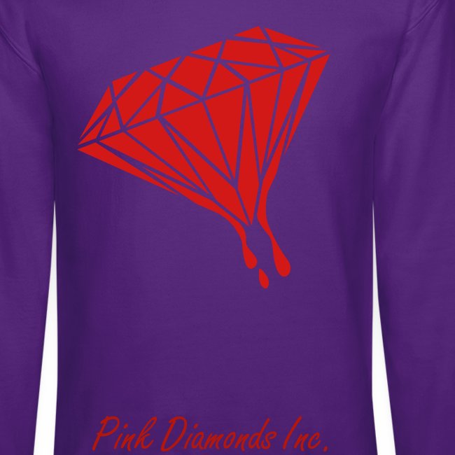 Bred Dripping Diamond
