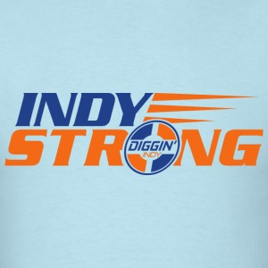 Indy Strong - Men's T-Shirt