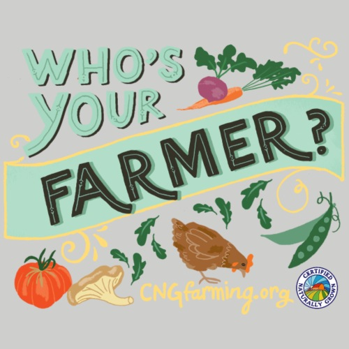 Who's Your Farmer Shirt